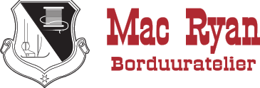 Mac Ryan – Borduuratelier Logo