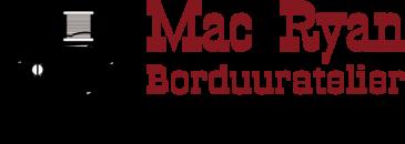Mac Ryan – Borduuratelier Logo